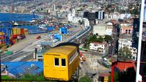 Private Tour: Valparaiso and Vina del Mar from Santiago, Santiago
