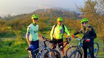 Small-Group San Cristobal Hill Mountain Bike Tour, Santiago, Bike & Mountain Bike Tours