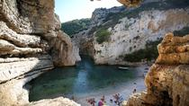Small Group Tour: 6 Islands 3 Caves with Lunch and Wine Tasting, Split, Snorkeling