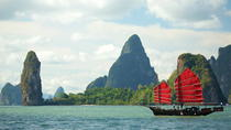 June Bahtra: Full Day Lunch Cruise Phang Nga Bay by Chinese Junk Boat, Phuket, Lunch Cruises