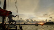Sunset Dinner Cruise of Phang Nga Bay Aboard the June Bahtra from Phuket, Phuket, Day Cruises