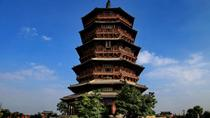 Private Tour of Datong Hanging Monastery and Yingxian Wooden Pagoda, Datong, Private Sightseeing ...