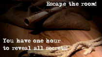 Real-life Escape Game in Sofia, Sofia, Attraction Tickets