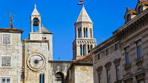 2-hour Private Split Sightseeing Tour by Electric Golf Cart, Split, Private Sightseeing Tours