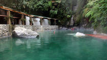 Fuentes Georginas Hot Springs from Quetzaltenango, ケツァルテナンゴ