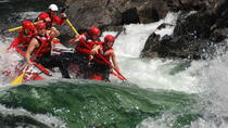 Full-Day Whitewater Rafting, Kamloops, White Water Rafting