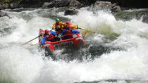 High Adventure Half-Day Whitewater Rafting Including Lunch, Kamloops, White Water Rafting