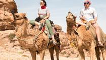 Exclusive Camel Trek and Back Hike Entrance to Petra, Jordan, Jordan, Nature & Wildlife