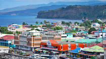 Roseau City Tour Including Botanical Gardens, Dominica, City Tours