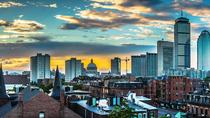 Day Trip from Providence to Boston by Rail, Providence, Pedicab Tours