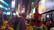New York City Times Square New Year's Eve Celebration, New York City, New Years