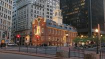 New York to Boston Day Trip by Rail, New York City, Hop-on Hop-off Tours
