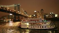 NYC July 4th Fireworks Cruise with Optional Open Bar and Dinner Upgrade, New York City