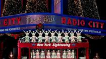 Radio City Christmas Show en Double Decker Downtown Holiday Tour, New York City, Christmas