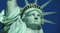 Statue of Liberty Ellis Island Pedestal Access plus Double-Decker Bus Tour, New York City, Private ...