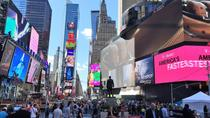 Times Square Walking Tour, New York City, Self-guided Tours & Rentals