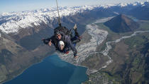 Skydive Southern Alps Tandem Skydive, Queenstown, Adrenaline & Extreme