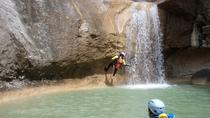 Canyoning Trekking and Kayaking in Andalusia, Malaga, Climbing