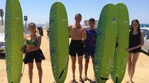 Surfing Lessons in Cabrera de Mar, Barcelona