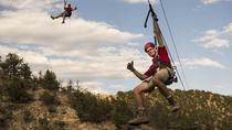 Colo-Rad Zipline Tour, Colorado Springs, Day Trips