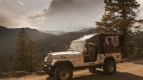 Garden of the Gods Foothills Jeep Tour from Colorado Springs, Colorado Springs