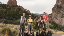 Garden of the Gods Segway tour, Colorado Springs