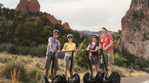 Garden of the Gods Segway Tour - Juniper Loop, Colorado Springs, Cultural Tours