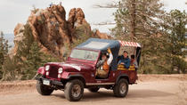 JEEP TOUR - Foothills & Garden of the Gods, Colorado Springs, 4WD, ATV & Off-Road Tours
