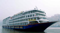 3-Night Victoria Anna Three Gorges Cruise Tour From Chongqing to Yichang, Fiume Azzurro