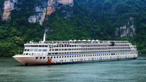 3-Night Yangtze Gold 5 Three Gorges Cruise Tour from Chongqing to Yichang, Fiume Azzurro