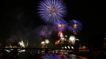 Saint Stephen's Day Fireworks Dinner Cruise with Folk and sightseeing, Budapest, Dinner Cruises