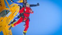 Skydiving next to Albufeira, Albufeira, Adrenaline & Extreme