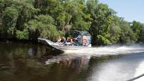 Airboat Swamp Tour from New Orleans, Nueva Orleans