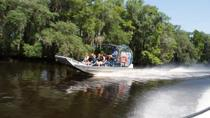 Large Airboat Swamp Tour with Hotel Pickup, New Orleans, Airboat Tours