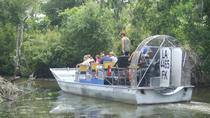 Private Bachelor oder Bachelorette Airboat Swamp Tour in New Orleans, New Orleans, Airboat Tours