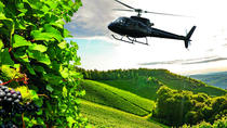 Helicopter Wine Tour with Pickup in Florence, Florence, Helicopter Tours