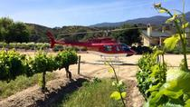 Monterey Helicopter Experience Including Wrath Winery Tour, Monterey & Carmel, Food Tours