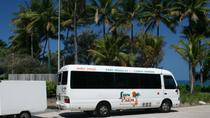 Cairns Departure Transfer: Northern Beaches and Port Douglas Hotel to Airport, Cairns en het ...