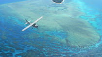 Great Barrier Reef Scenic Flight from Cairns Including Green Island, Arlington Reef and Michaelmas ...