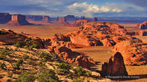 Pernottamento in accampamento ad Hunts Mesa, Monument Valley, Overnight Tours