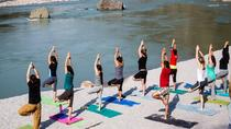 2 Hours Yoga Session on The Bank of Yamuna Over Looking The Taj, Agra, Yoga Classes