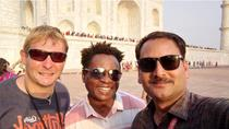 Avail No shopping Taj Mahal tour guide in multi languages, Agra, Shopping Tours