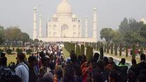 Boek Taj Mahal, Agra Fort Admission tickets & Tour Guide, Agra
