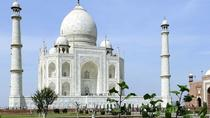 One Way Private Transfer Delhi to Agra Including Guided Tour, New Delhi, Private Transfers