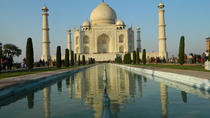 Taj Mahal and Agra Fort: Guided Day Tour from New Delhi, New Delhi, Day Trips