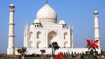 Transfer from Delhi to Jaipur with Tajmahal sight seeing, New Delhi, Airport & Ground Transfers