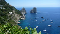 Full-Day Capri Island Cruise from Praiano or Positano, Amalfi Coast, null