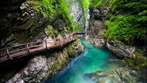 Vintgar Gorge Half Day Self-Guided eBike Trip from Bled, Bled