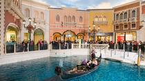 Shop and Dine Tour at Grand Canal Shoppes in Las Vegas, Las Vegas, Shopping Tours