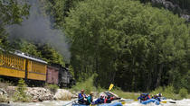 Raft and Train Package, Durango, White Water Rafting